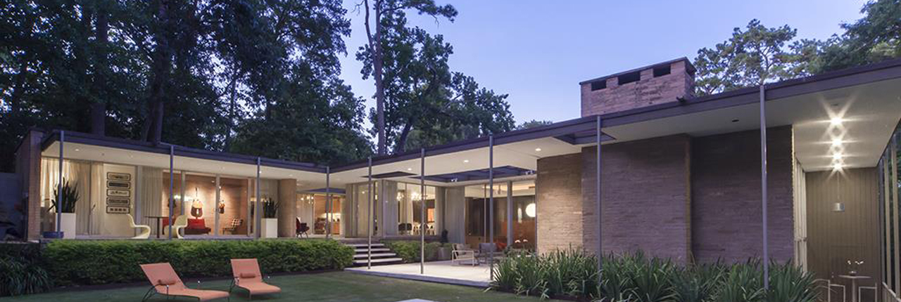 Real estate houston modern homes for Contemporary home builders houston